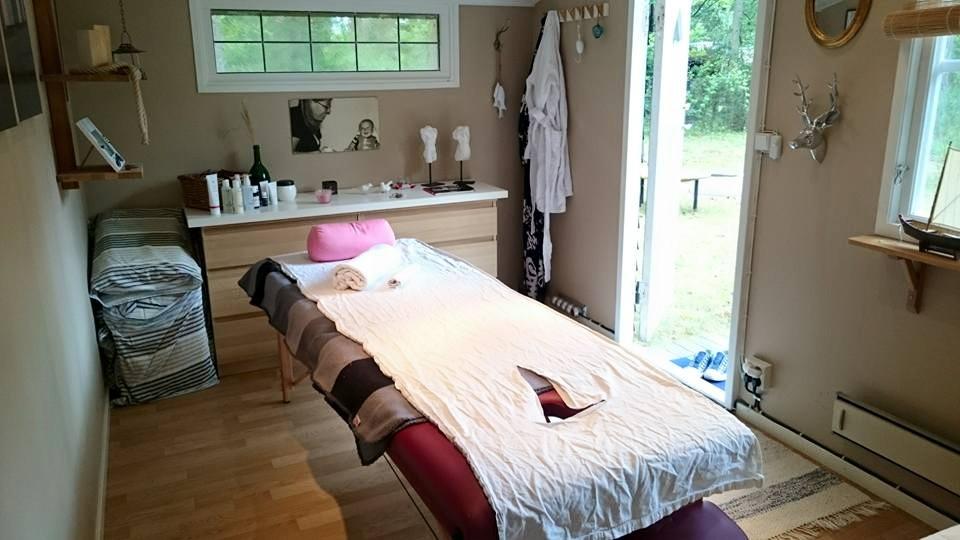 Kivik massage
